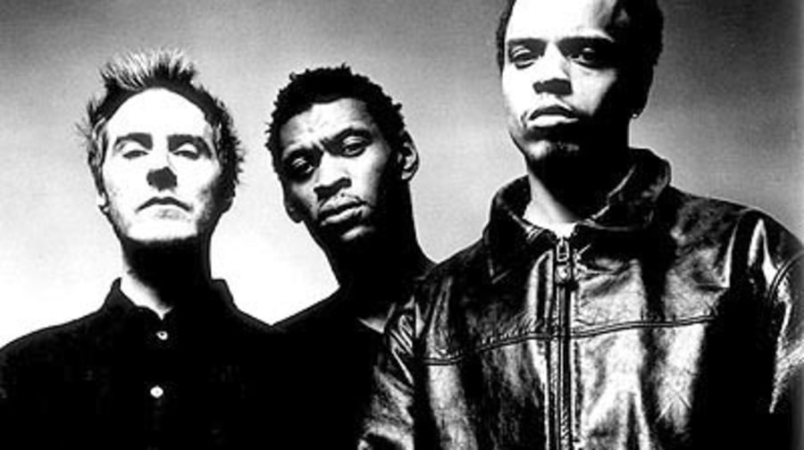 Massive Attack Photos