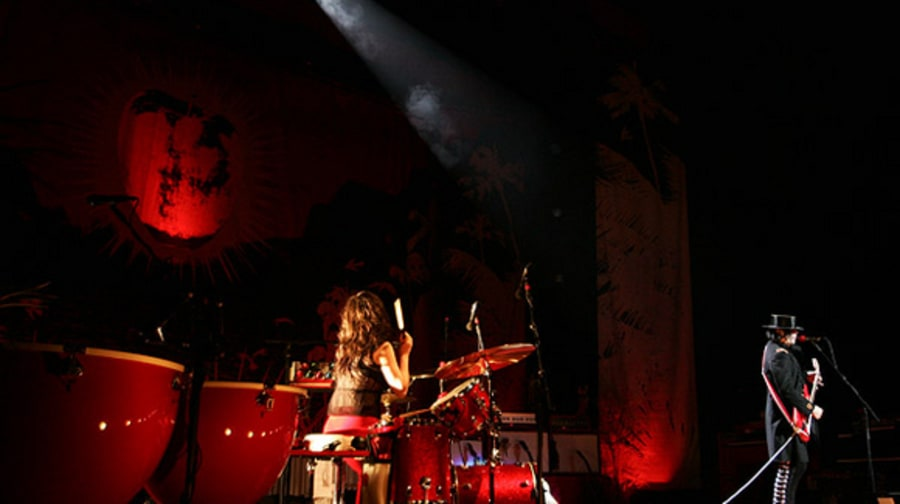 White Stripes Photos
