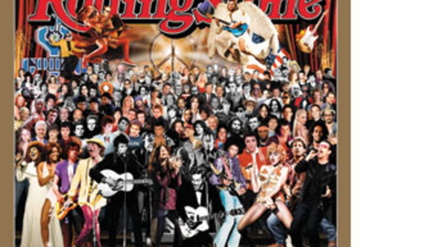 Rock List: Favorite Rolling Stone Covers