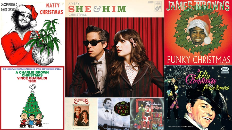 The 25 Greatest Christmas Albums of All Time