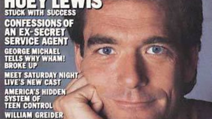 Huey Lewis and the News Photos