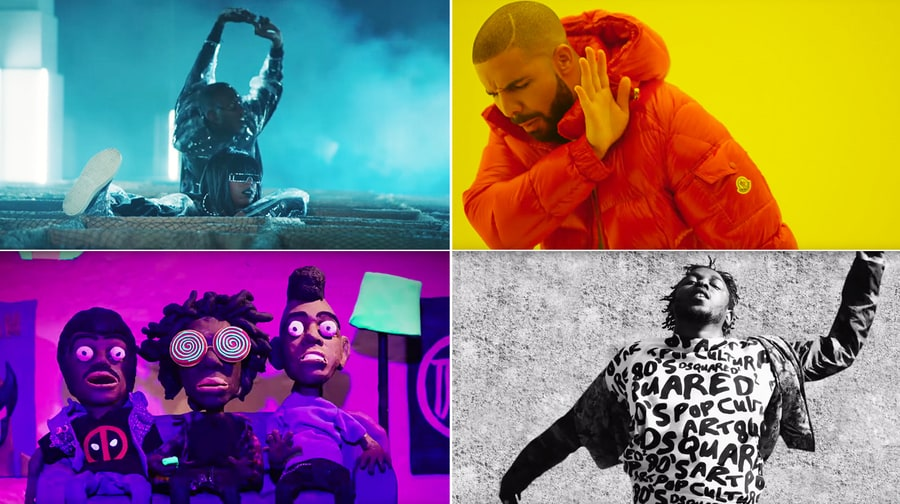 10 Best Music Videos of 2015