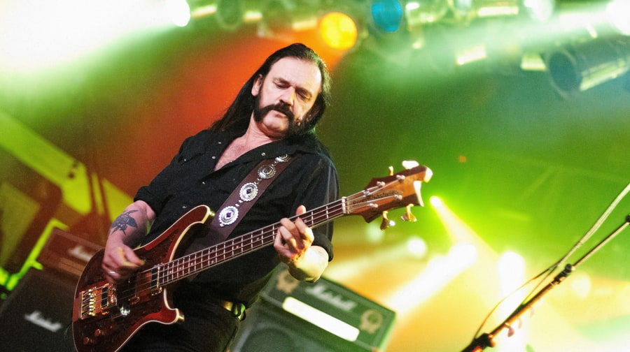 Motorhead's Lemmy: 20 Essential Songs