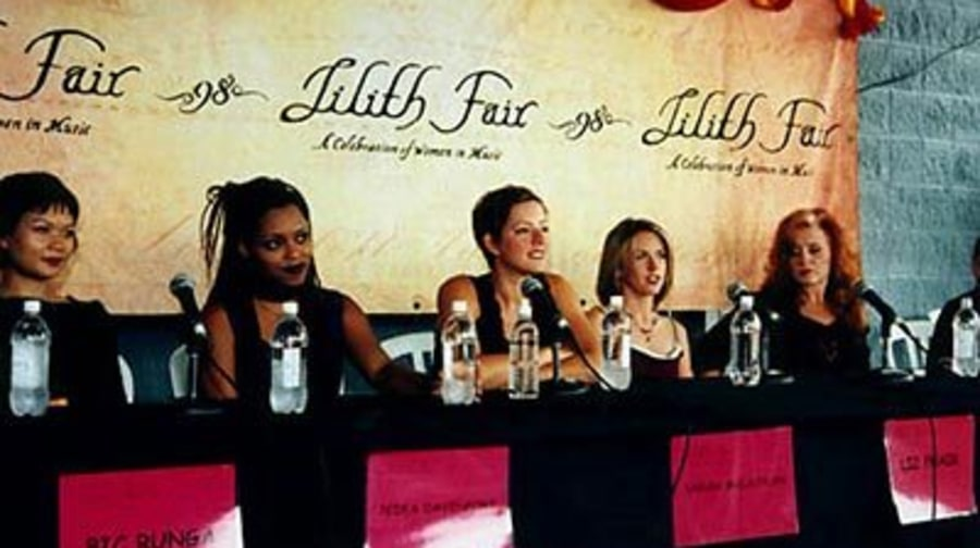 Lilith Fair Photos