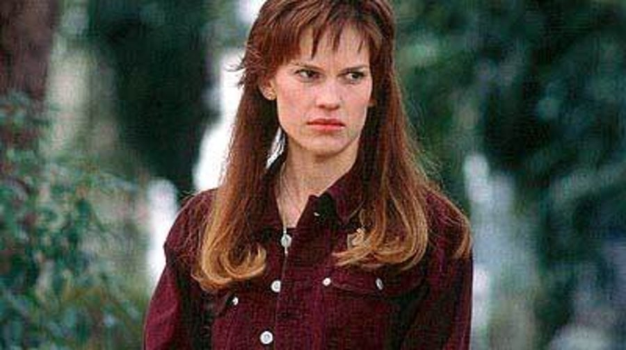 More Hilary Swank