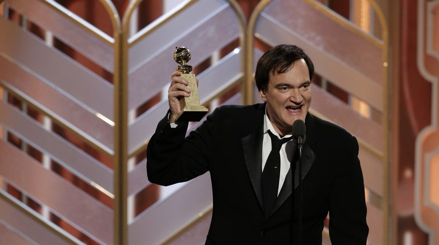 Worst: Quentin Tarantino Making It All About Quentin Tarantino