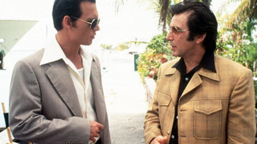 Stills From the Movie Donnie Brasco