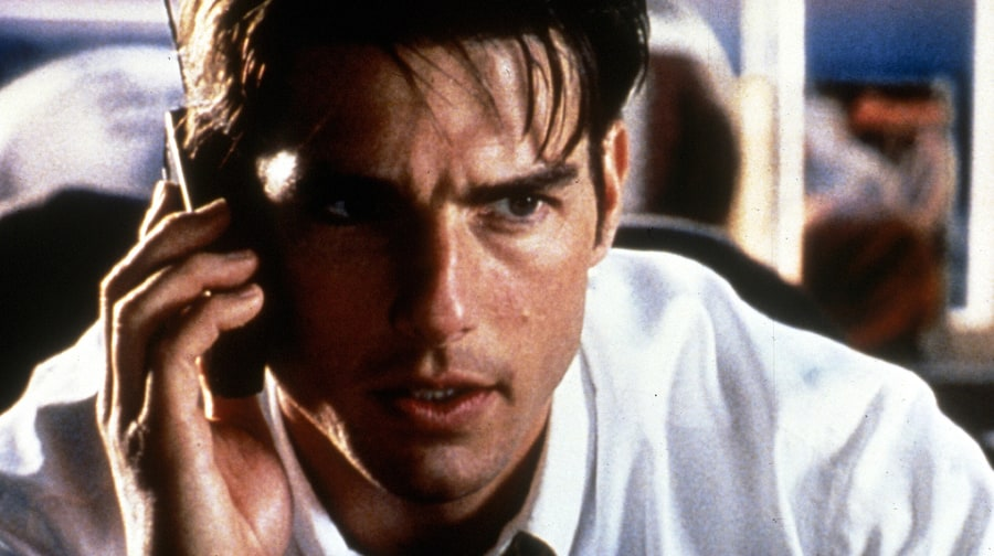 movie review of jerry maguire Read the jerry maguire movie synopsis, view the movie trailer, get cast and crew information, see movie photos, and more on moviescom.