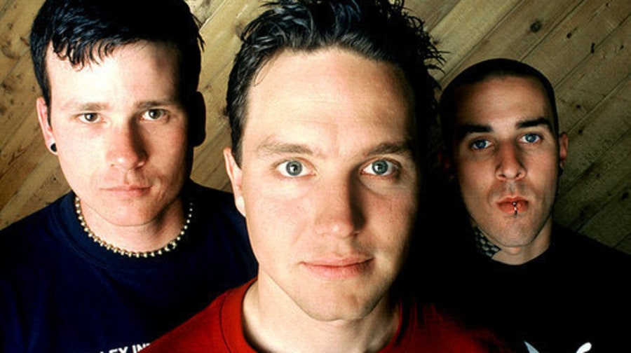 Blink-182's Rock Show: Mark Hoppus, Tom DeLonge and Travis Barker's Journey