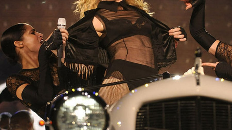 Madonna's Sticky & Sweet Tour: