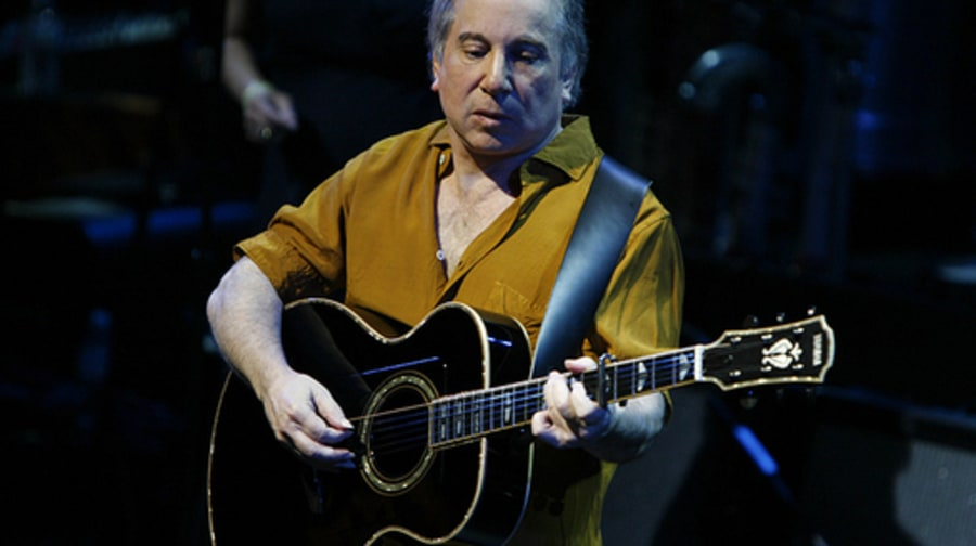 Paul Simon Performs <i>Under African Skies</i> at the Brooklyn Academy of Music