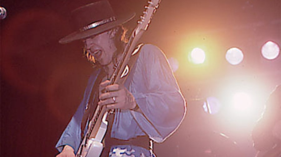 Stevie Ray Vaughan Photos
