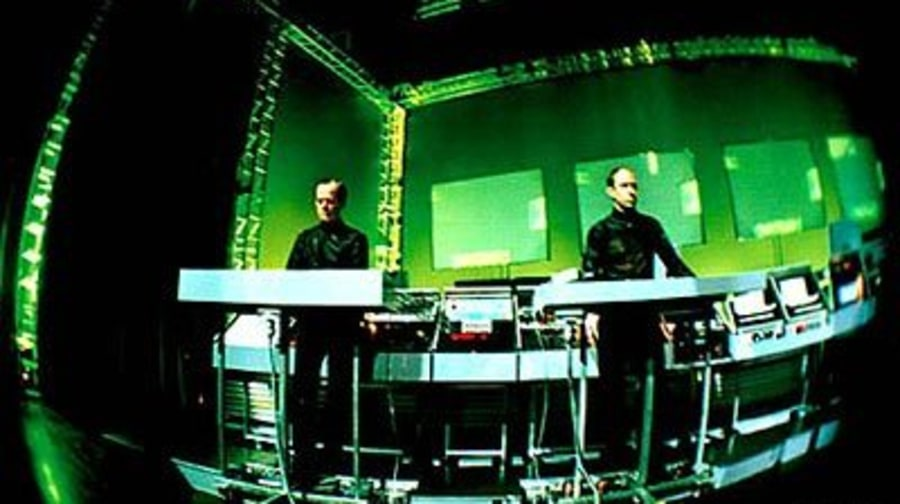 Kraftwerk Photos