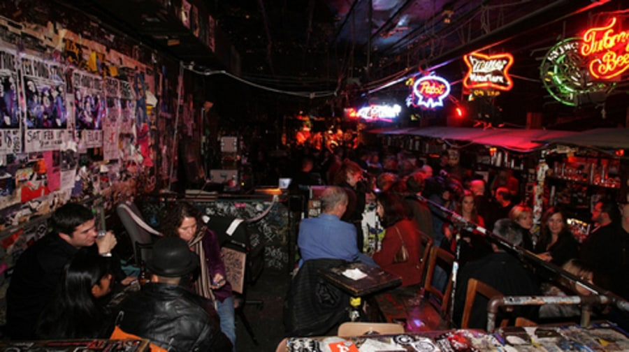 CBGB: The Ramones, Blondie, Iggy Pop, Patti Smith and More at Hilly Kristal's Legendary Club