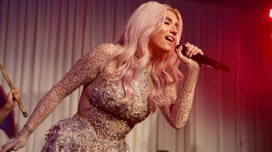 7 Great Songs You Didn't Know Kesha Wrote