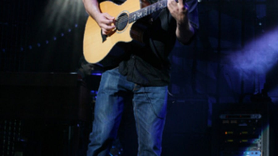 Dave Matthews Band Kick Off National '07 Tour