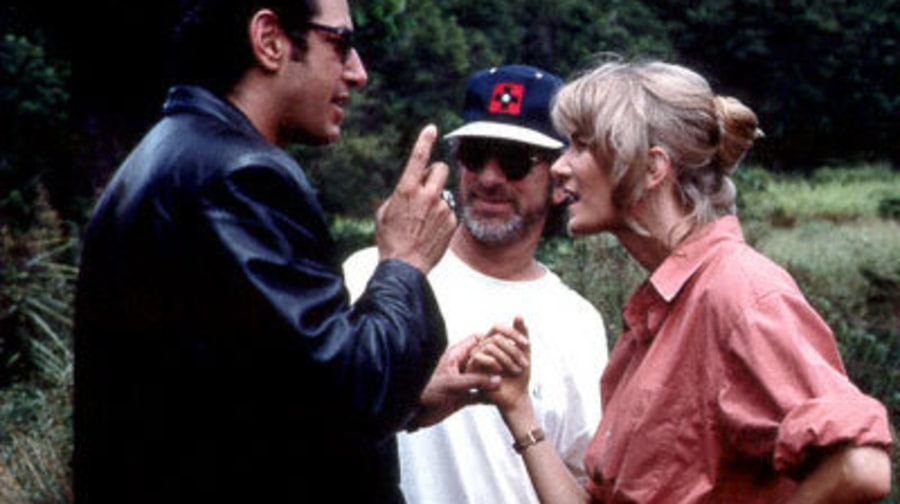 Jeff Goldblum in 'Jurassic Park'