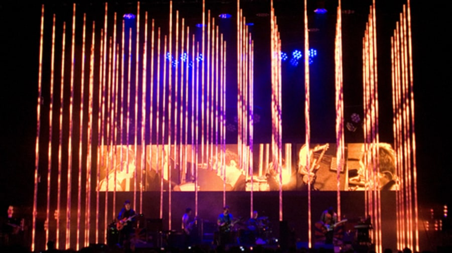 Radiohead Launch 2008 U.S. Tour in West Palm Beach, FL
