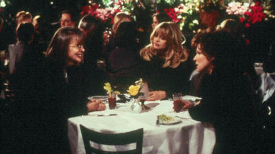 Stills From the Movie The First Wives Club