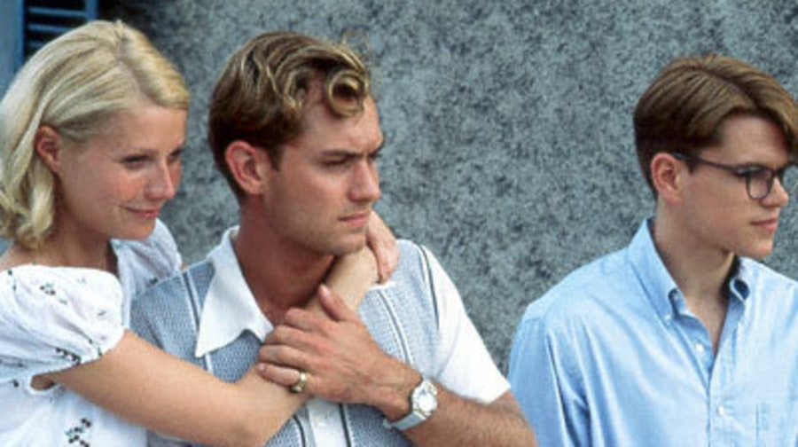 Stills From the Movie The Talented Mr. Ripley