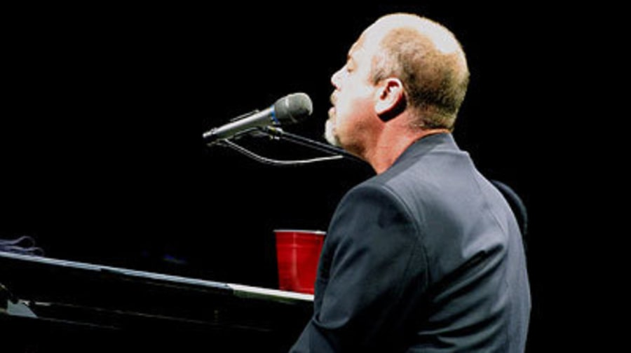 Photos: Rocket Man Meets Piano Man as Elton John and Billy Joel Perform in Atlanta