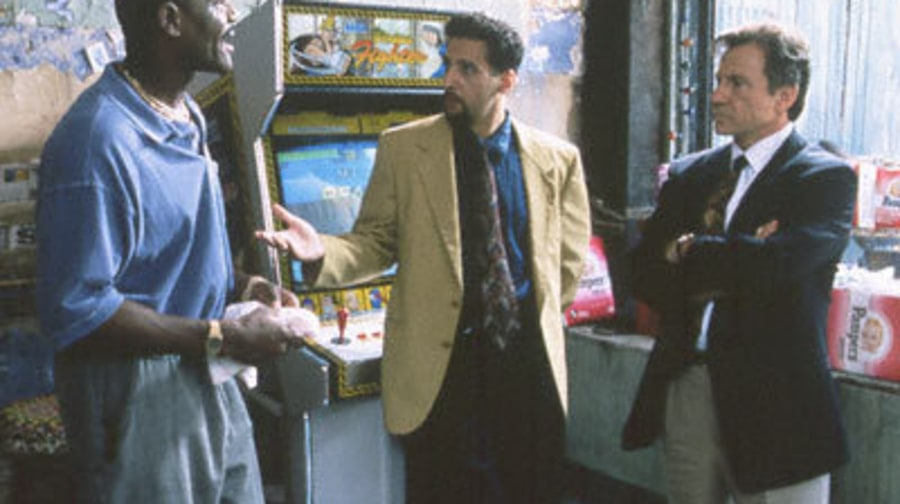 Stills From the Movie Clockers