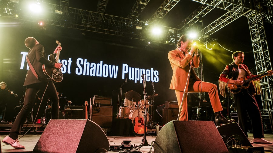 Best Dressed: The Last Shadow Puppets
