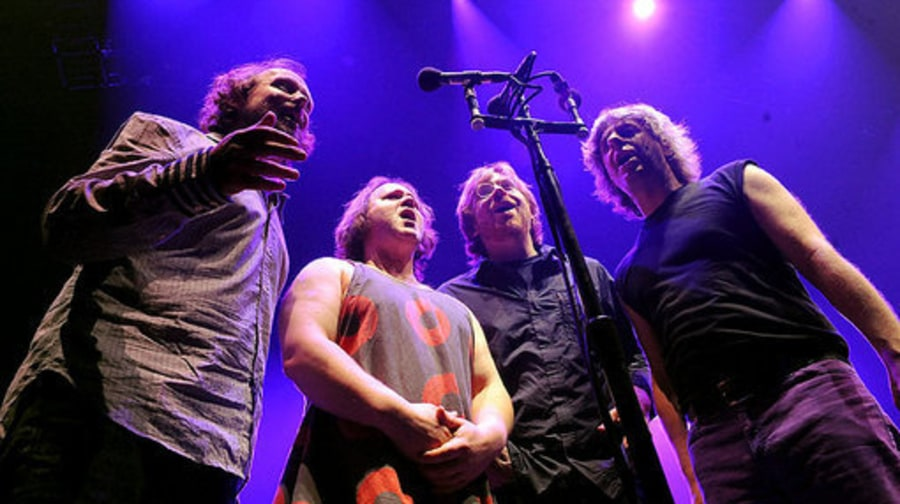 Phish at Hampton: Jam Legends Reunite for Virginia Gigs