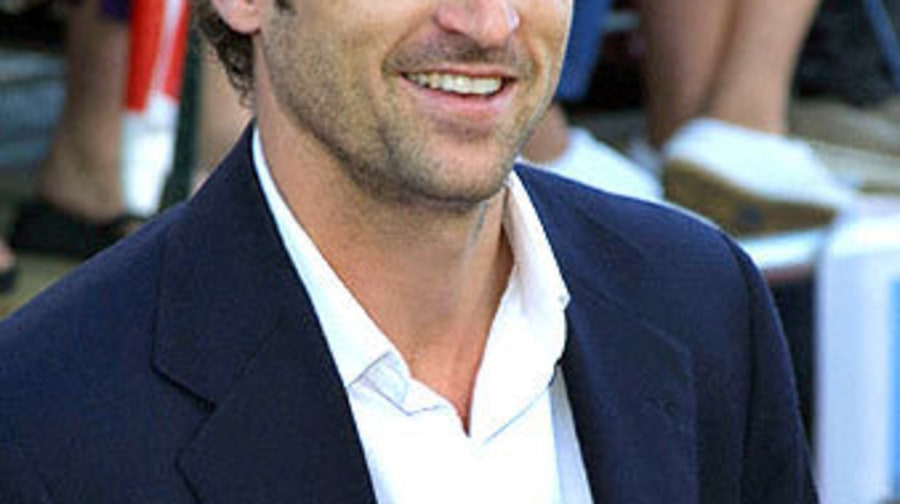 Various images of Patrick Dempsey