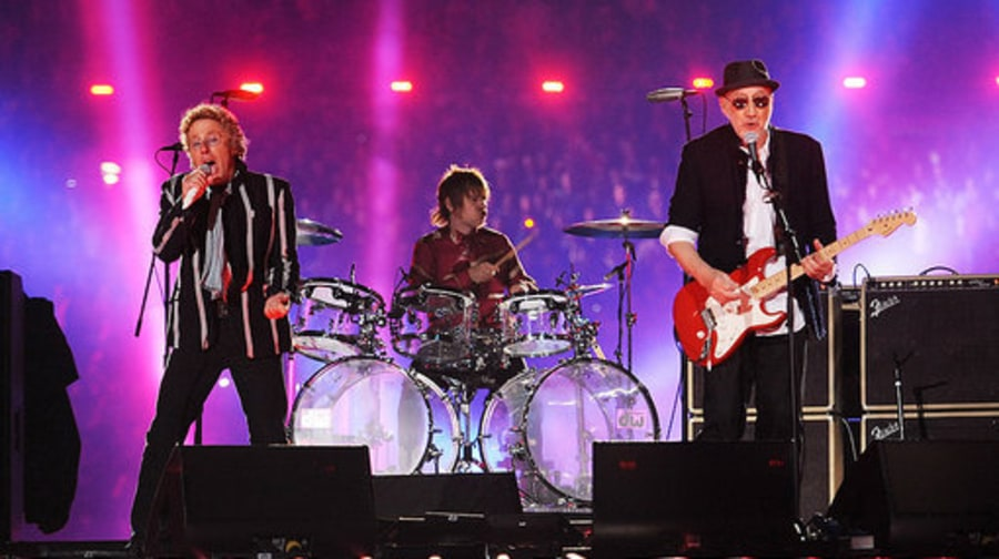 The Who Rock Super Bowl XLIV With Explosive Set