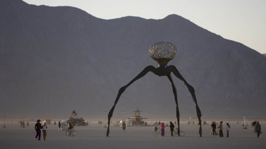 Burning Man: Scenes from 2006's Most Audacious Festival