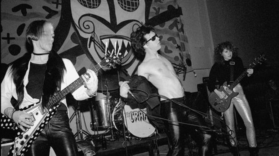 The Cramps: Lux Interior and Punk's Wild Warriors, 1979-2006