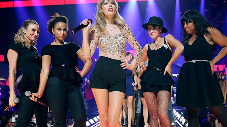 Taylor Swift: A History in Photos