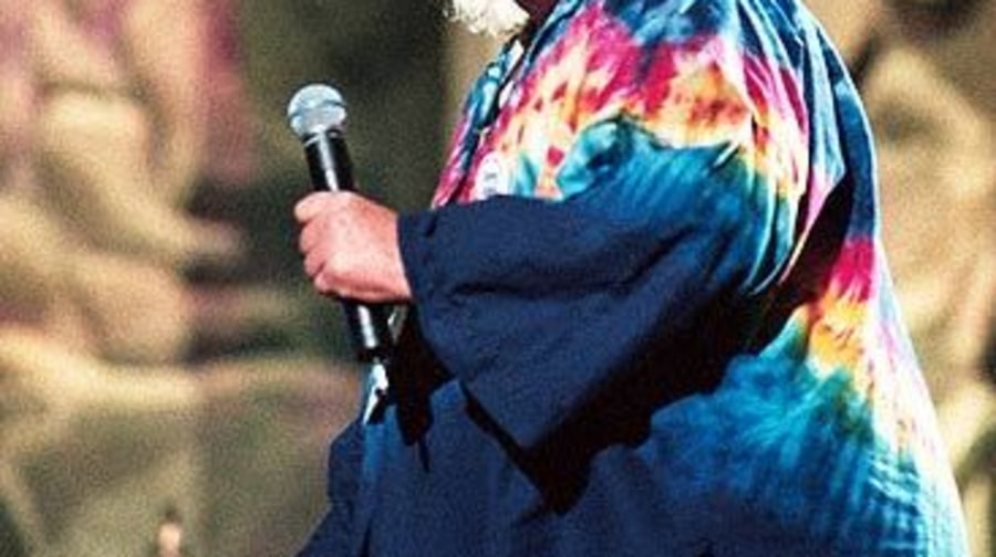 Wavy Gravy Photos