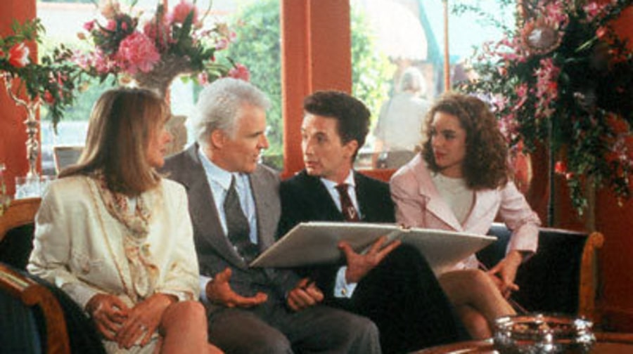 Stills From the Movie Father of the Bride