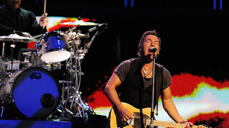 Bruce Springsteen and the E Street Band Bring Their