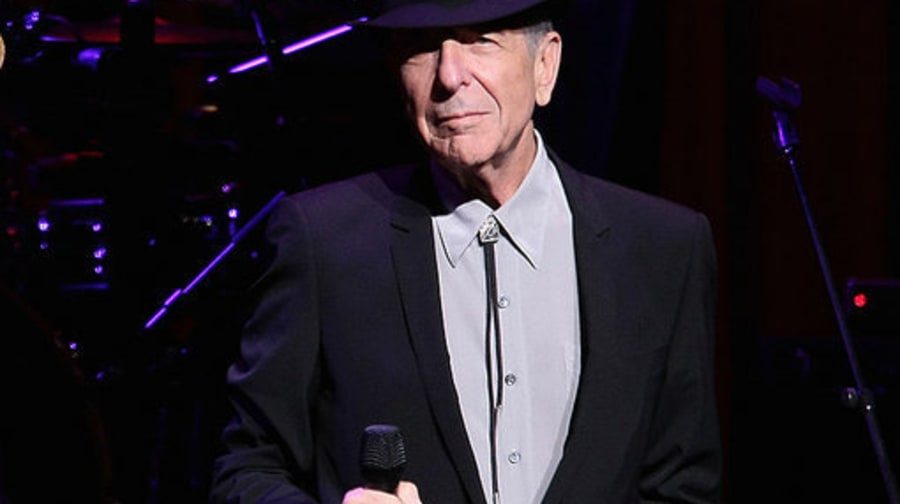 Leonard Cohen Returns to the States: Shots From the Singer-Songwriter's Historic Beacon Theatre Show