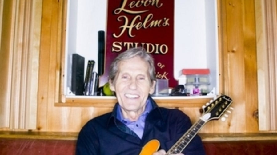Levon Helm Has His Day in Woodstock