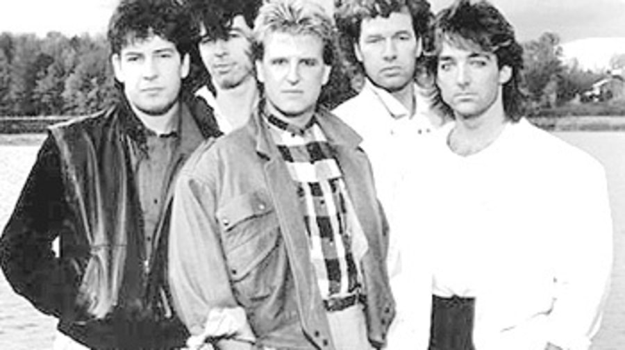 Glass Tiger Photos