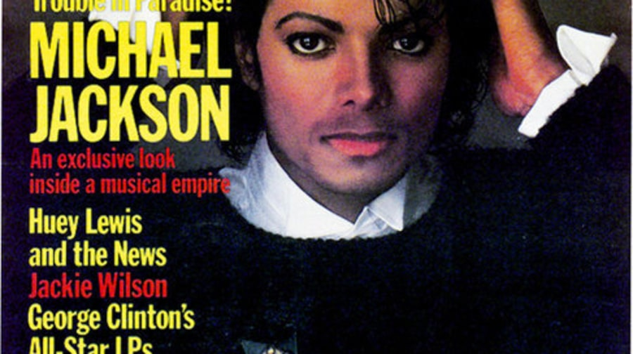 Michael Jackson: The Rolling Stone Covers