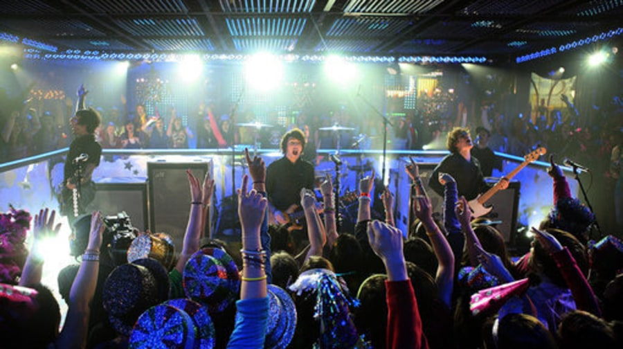 Rocking Out On New Year's Eve: My Morning Jacket, Flaming Lips, Jonas Brothers Ring in 2009