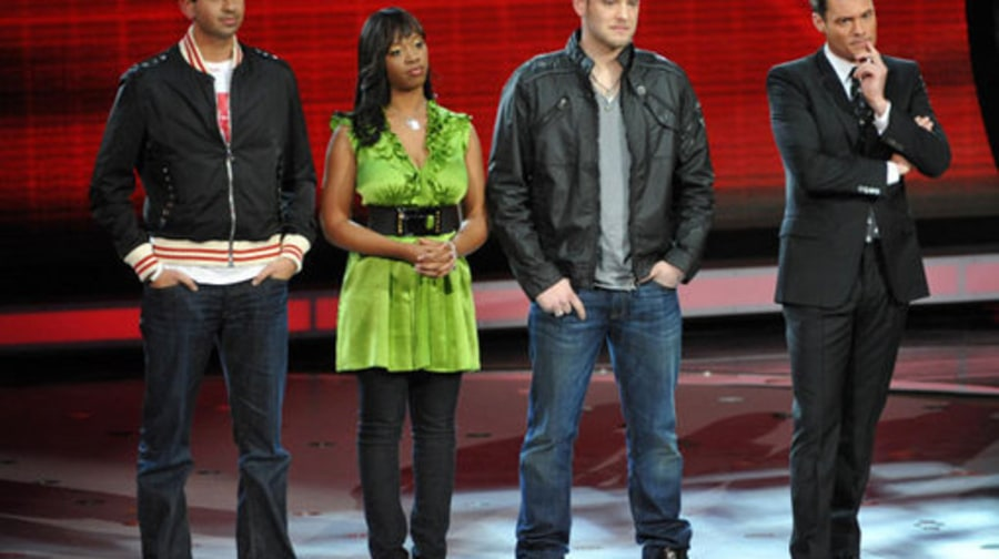 American Idol 2009: Season Eight, From the Top Eight to the End of the Line