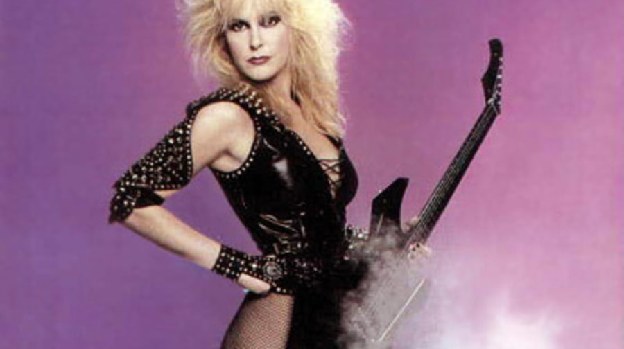 Lita Ford Photos