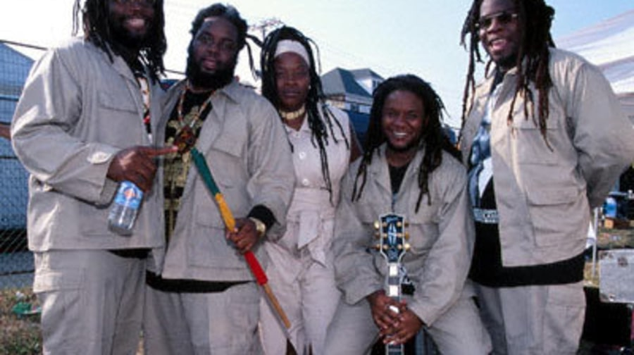 Morgan Heritage Photos