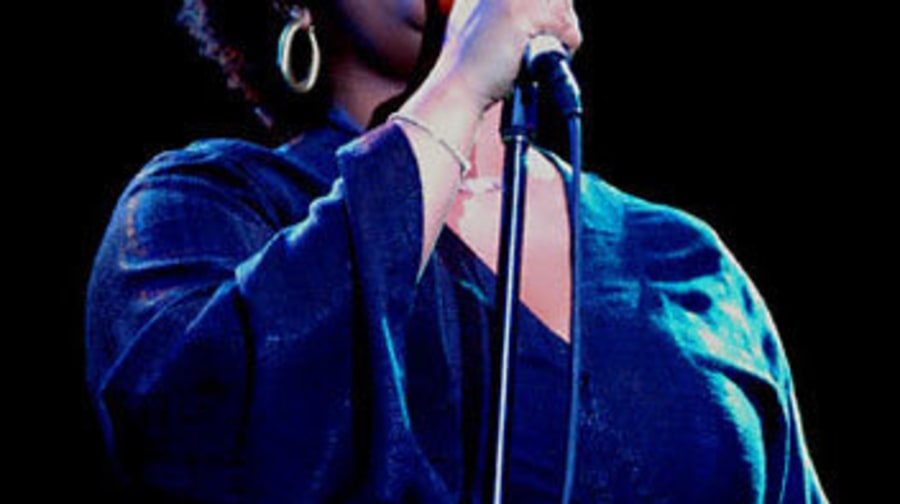 Jill Scott Photos