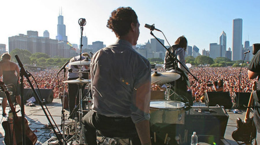 Lollapalooza: The Life, Death and Rebirth of America's Storied Rock Festival