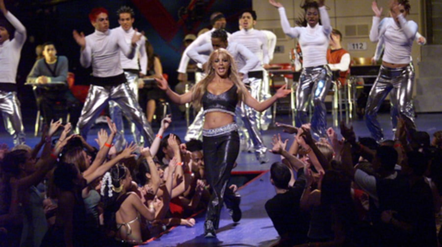 Britney Spears' Video Music Awards Moments