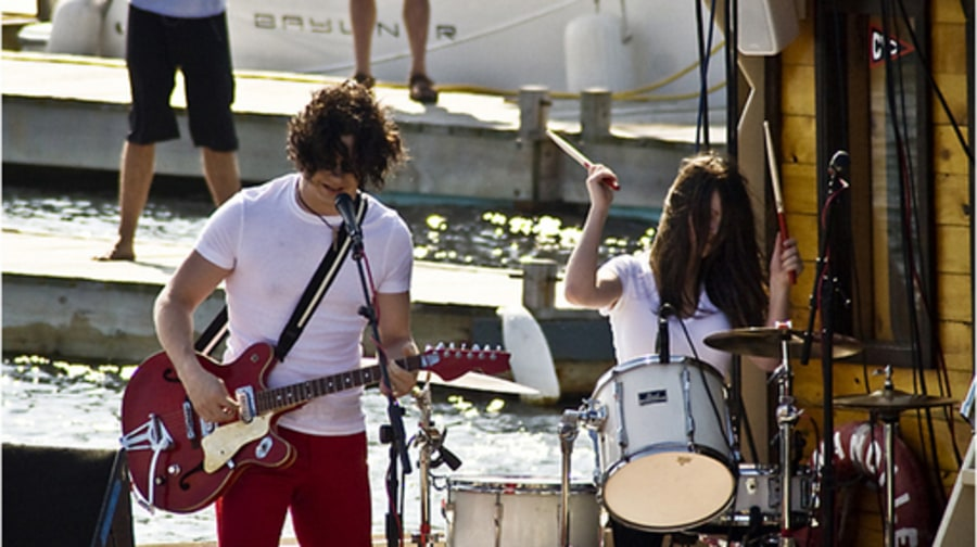 The White Stripes' Canadian Adventure