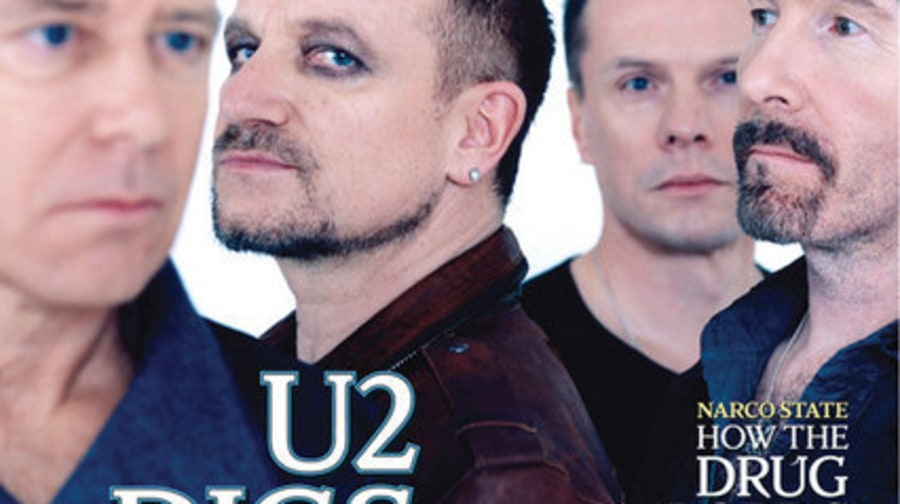 U2: The Rolling Stone Covers