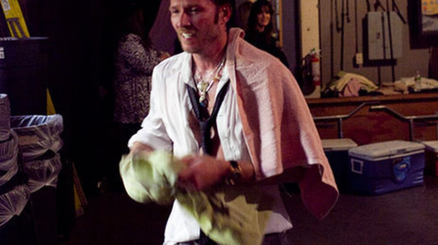 Scott Weiland: Backstage and Onstage in Austin